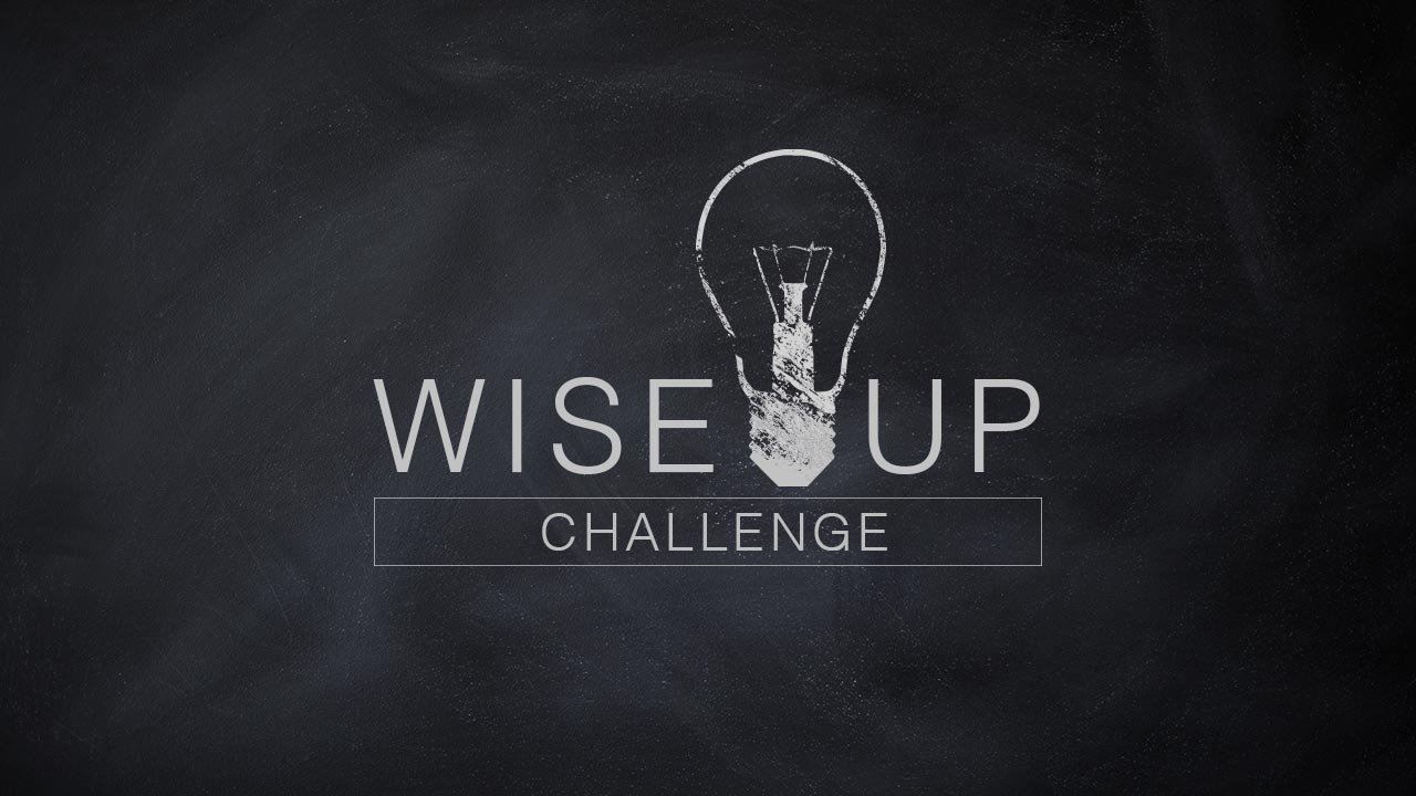 wise up challenge proverbs temecula church
